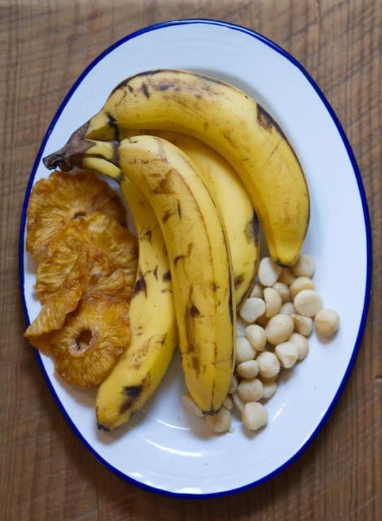 Recipe Tropical Banana Bread With Macadamia Nuts Pineapple Amp