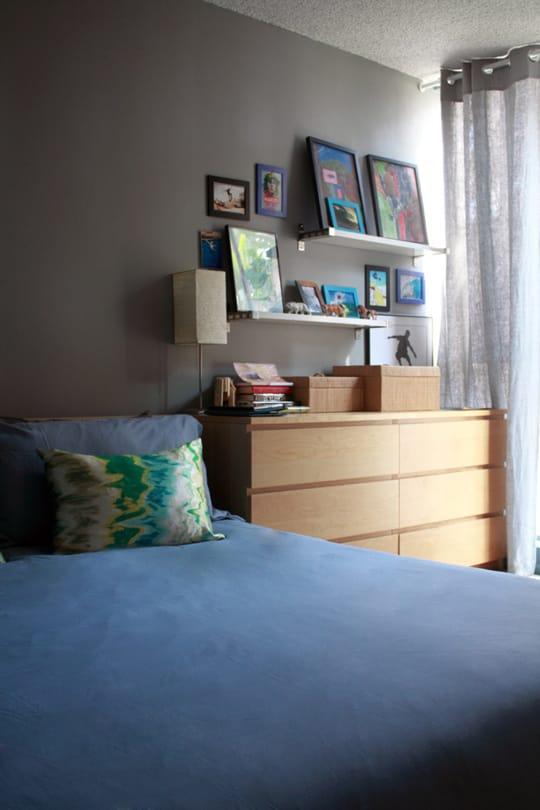 Jody Amp Joe S Cozy Contemporary Condo Apartment Therapy