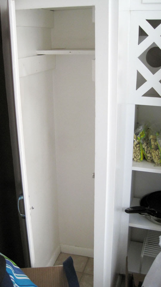 I Know These Types Of Closets Are Common In Older Houses, I Would Love To  Hear Suggestions Of What Other People Have Done With Them To Make Them More  ...