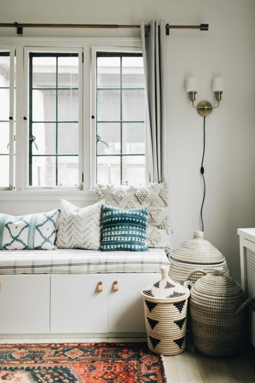 window seat diy bench ideas apartment therapy