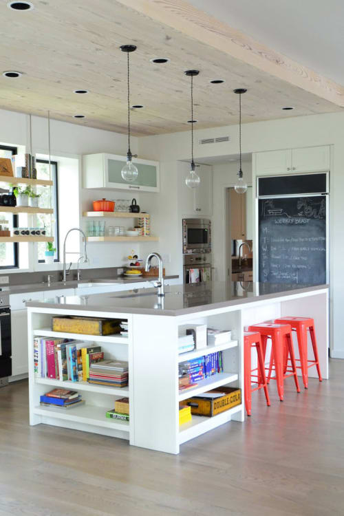 Would You Put Your Kitchen On The Second Floor Kitchn