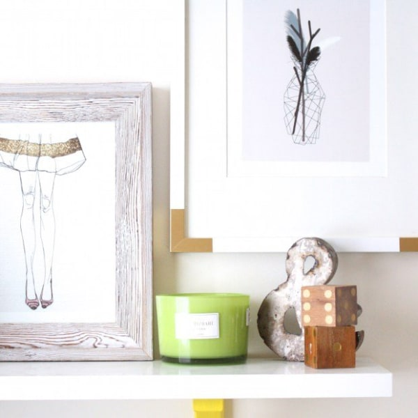 7 Ways To Upgrade Ikea Picture Frames Apartment Therapy
