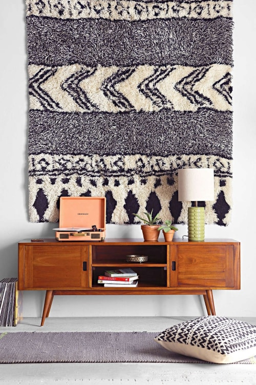 Why Stylists Use Rugs As Wall Hangings And You Should Too