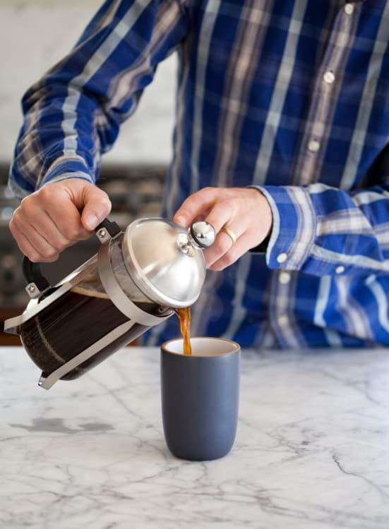 How To Make French Press Coffee Kitchn