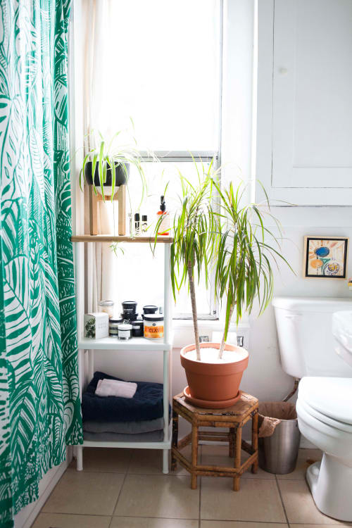 Buy A New Shower Curtain