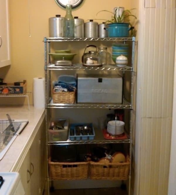 Alison's Storage Solution Kitchen In Burlington