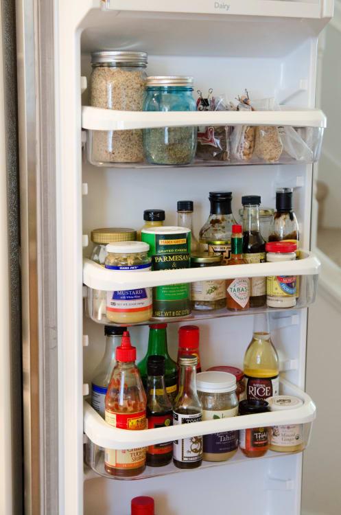 The Best Way To Arrange The Stuff Inside Your Fridge Kitchn