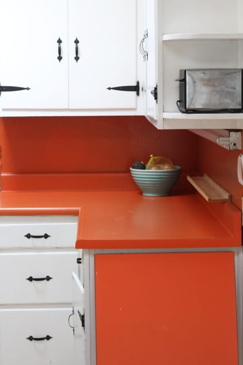 Tutorial How To Paint Laminate Countertops With A Kit Apartment