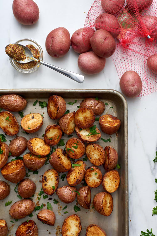 small potatoes short story