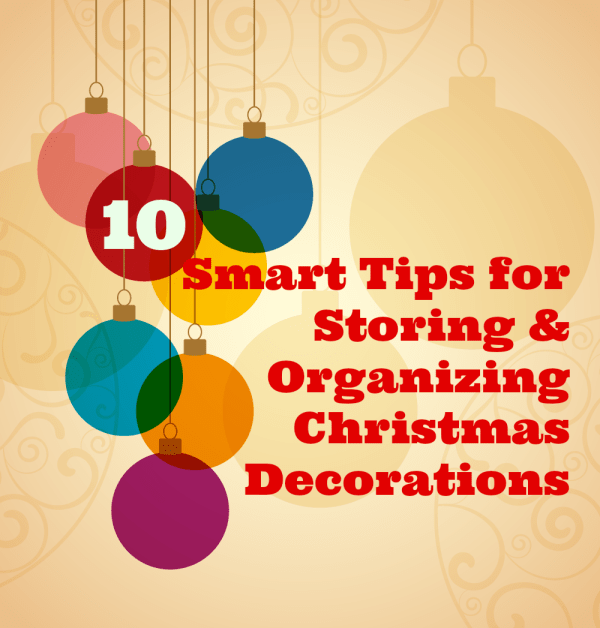 so clever 10 smart tips for storing organizing christmas decorations apartment therapy - Organizing Christmas Decorations