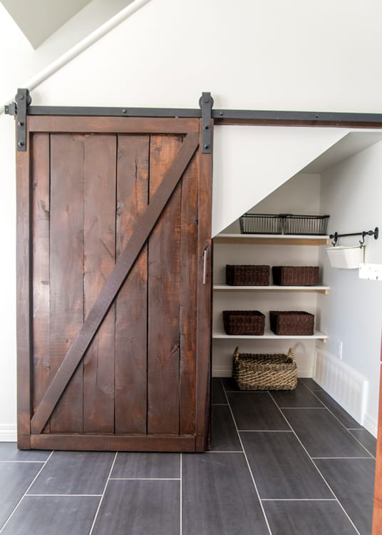 5 Extremely Cool Pantries With Barn Doors Kitchn