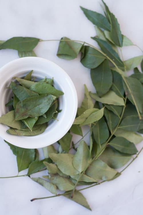 How much does a fresh bay leaf weigh