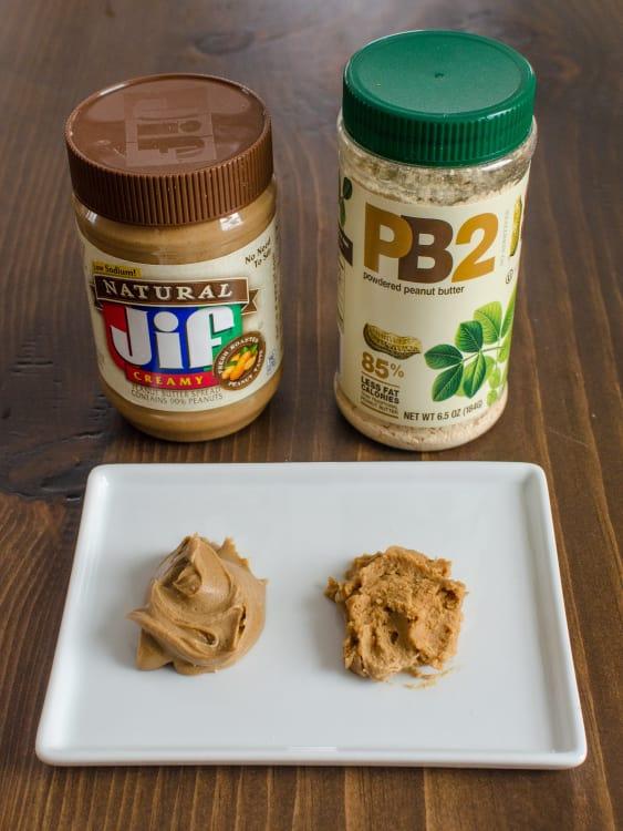 describe peanut butter taste