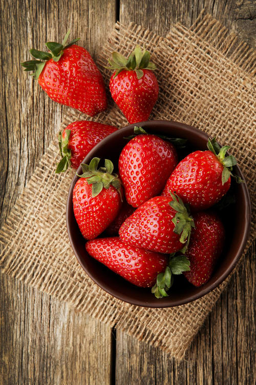 strawberries aren t actually berries but these unexpected foods are