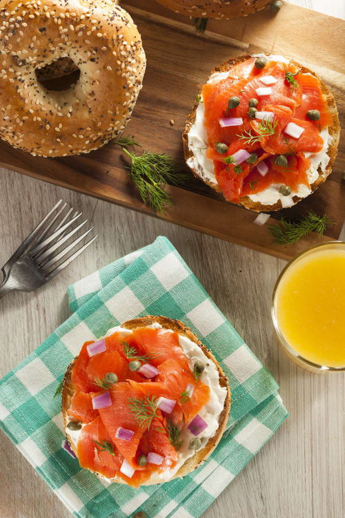 What S The Difference Between Smoked Salmon And Lox Kitchn
