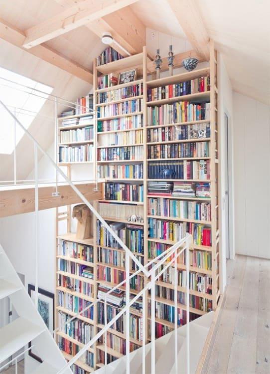design dozen the world s coolest built in bookshelves apartment