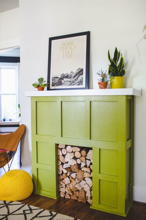 The Best Ways To Decorate Your Fireplace Apartment Therapy