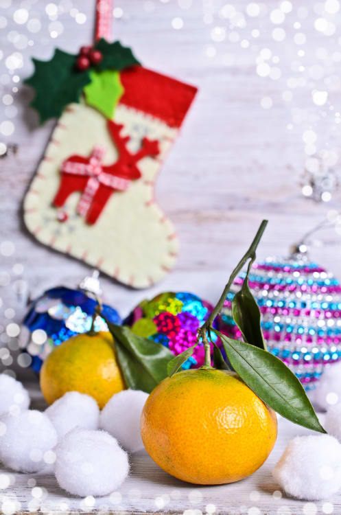 heres why we put oranges in stockings at christmas kitchn - Christmas Oranges