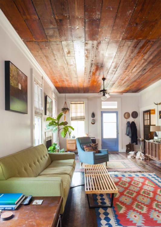 An East Austin Home Full Of Mid C Furniture S Industrial Ephemera