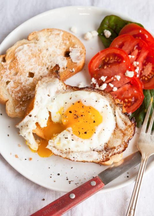 How To Fry An Egg Kitchn