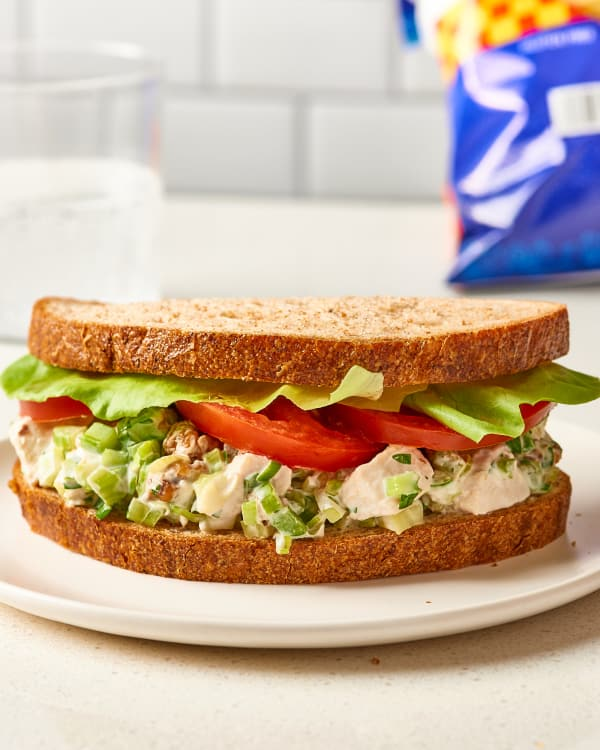 How To Make Classic Creamy Chicken Salad Kitchn