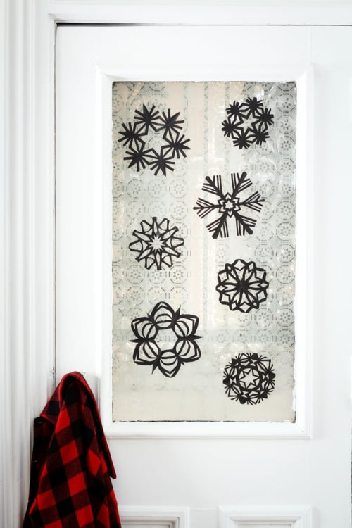 Start With The Basics Six Pointed Snowflake Tutorial