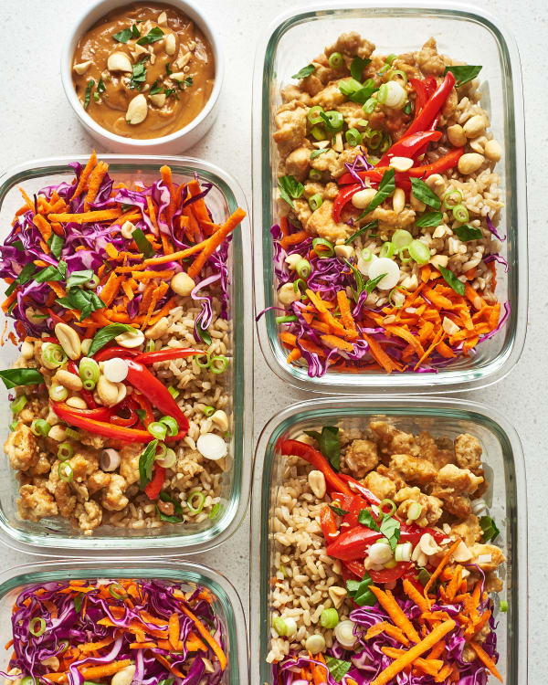 Make Ahead Lunches You Can Pack Tonight