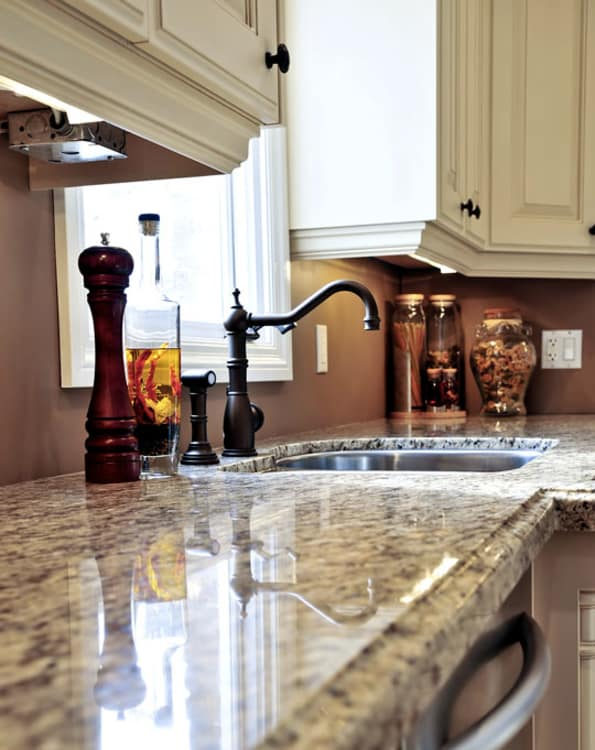 how much do granite countertops cost kitchn. Black Bedroom Furniture Sets. Home Design Ideas