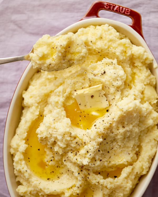 Make The Best Mashed Potatoes