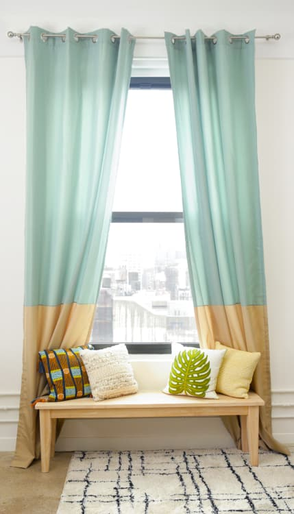 How To Hang Curtains Dos And Donts Apartment Therapy
