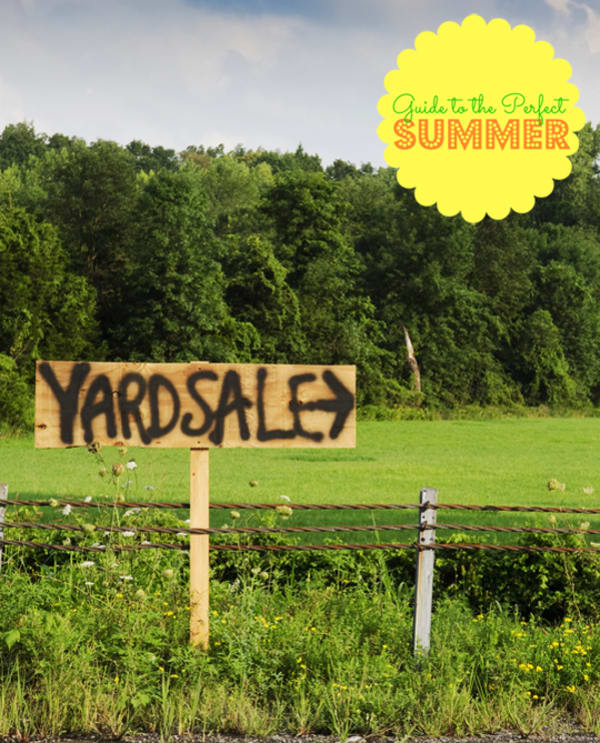 get the word out 5 effective ways to advertise your garage sale