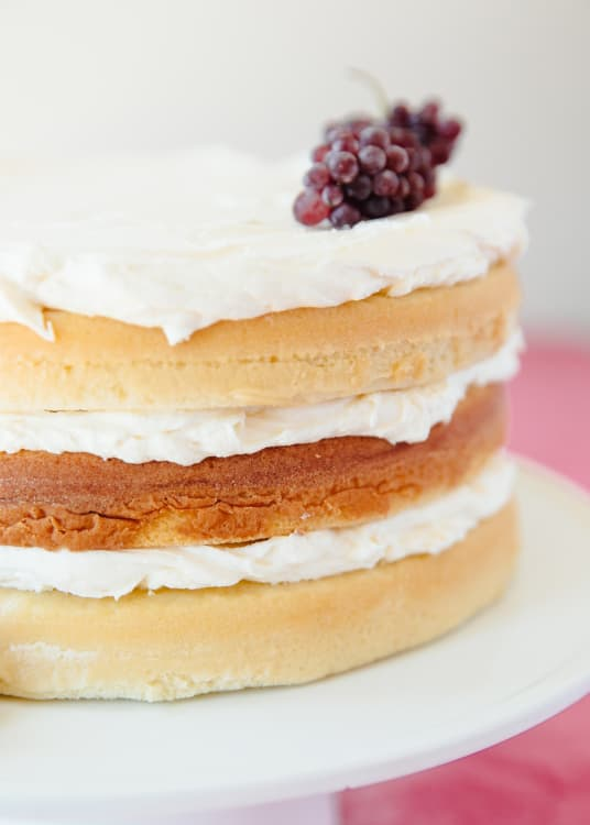 How To Make A Cake From Scratch Kitchn