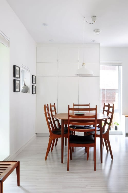 How Do You Like Your Contrast? Low  And High Contrast Rooms To Learn From |  Apartment Therapy