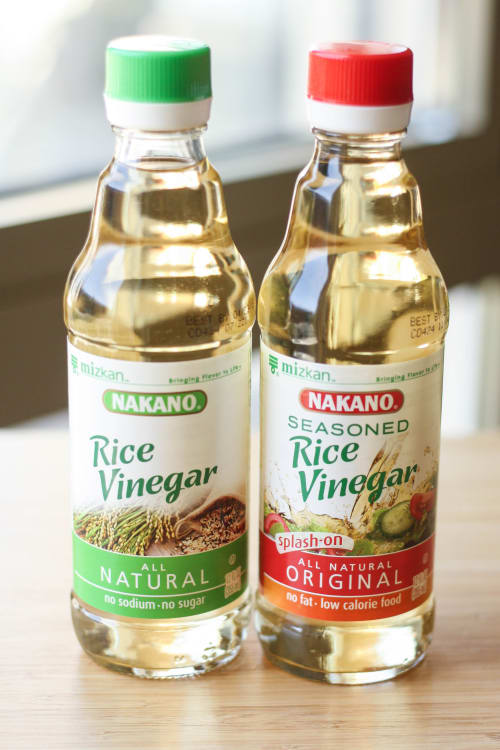 Whats The Difference Between Rice Wine And Rice Vinegar Kitchn