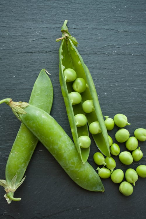 can you eat raw sugar snap peas