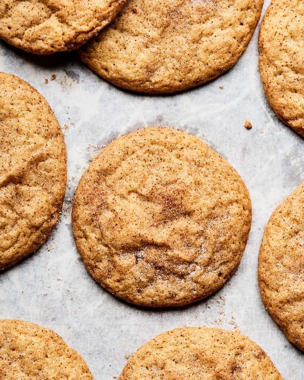 Super Soft Snickerdoodle Cookies Kitchn