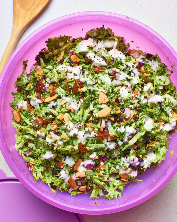 Light Easy Broccoli Salad Kitchn