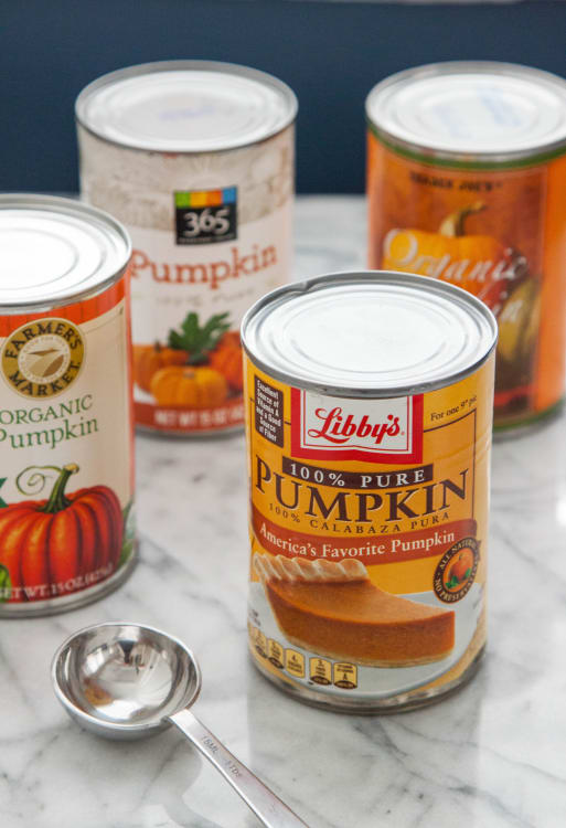 here s what s actually in your canned pumpkin purée kitchn