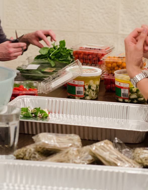 5 Questions To Ask Yourself Before Deciding To Cater A Wedding Or