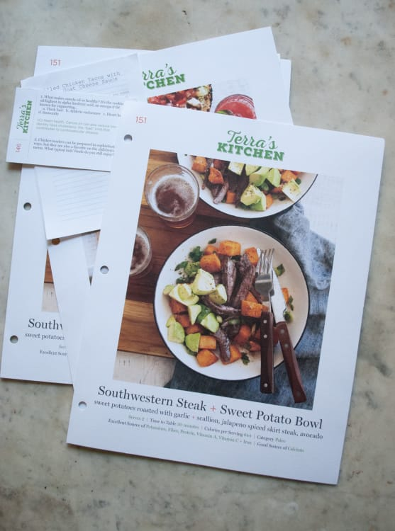 I Tried The Meal Kits From Terra S Kitchen And Here S What I Thought
