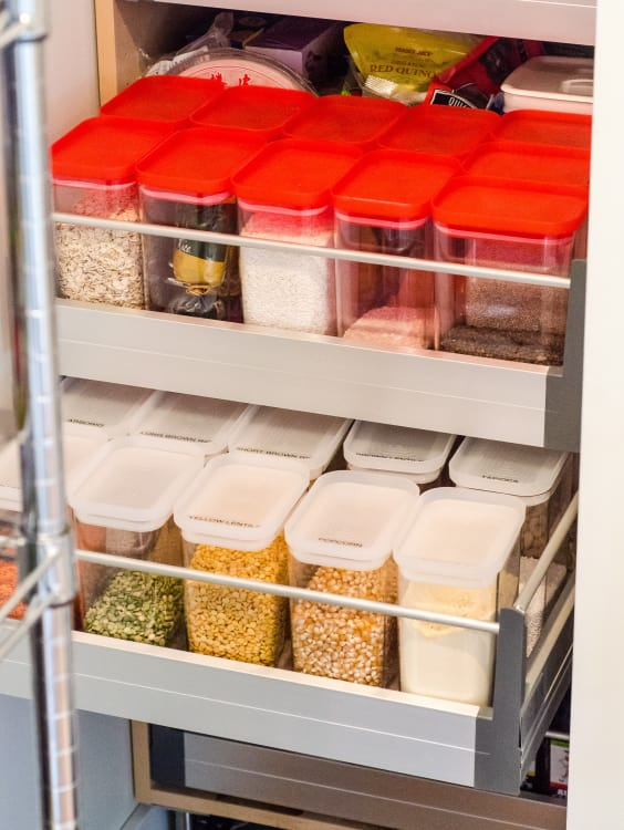 Why You Should Use Square Or Rectangular Food Storage Containers | Kitchn