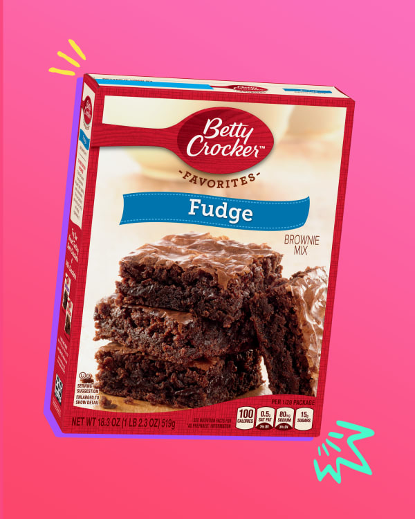 Best Boxed Brownie Mixes Fudgy Cake Kitchn