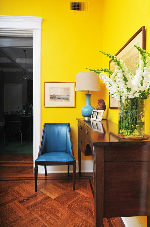 Gen Z Yellow Color Trend Best Home Decor Products Apartment Therapy
