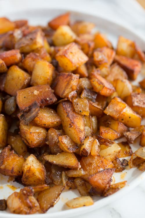 how to make diner style home fries
