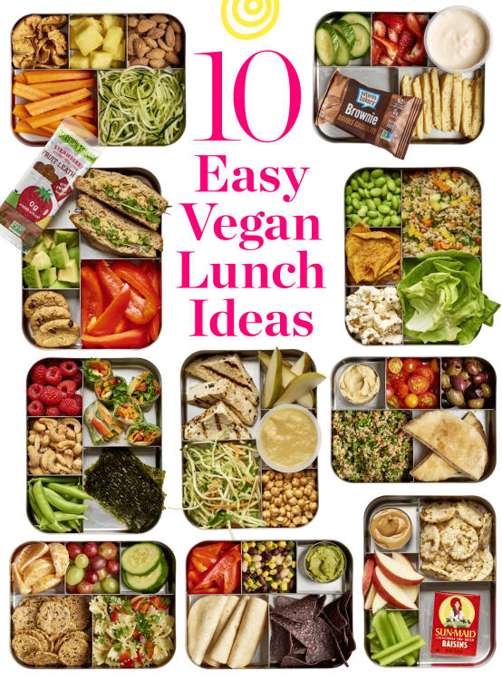 10 Quick Easy Vegan Lunch Ideas Kitchn
