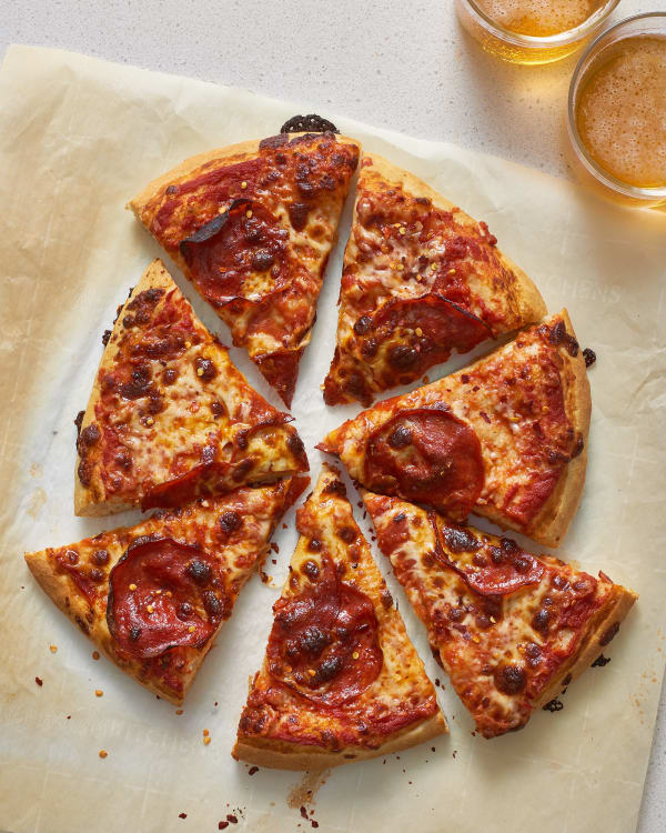 The Right Oven Temperature For Homemade Pizza Kitchn