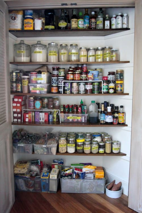 how to organize my kitchen pantry how i organize my pantry tracy benjamin of shutterbean 8772