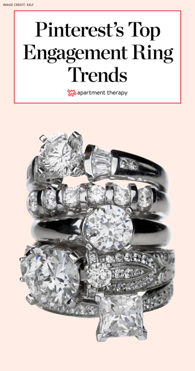 The Most Popular Engagement Ring Trends Pinterest 2018 Apartment