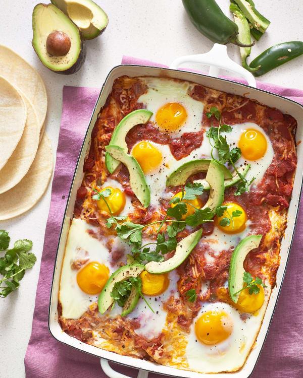 Recipe Huevos Rancheros Casserole Kitchn