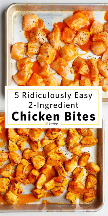 5 Fast And Easy Chicken Bite Recipes Kitchn